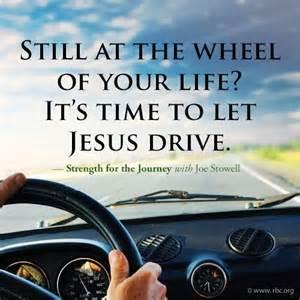 Let Jesus Drive