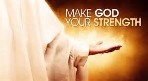 Make God Strength