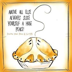 Sweet Peace Pie