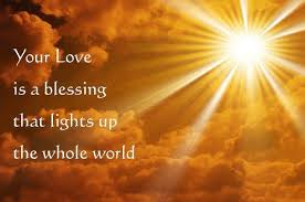 Your Love Lights the World