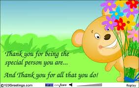 Bearing Flowers of Thanks