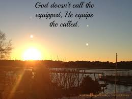 God Equips the Called