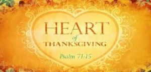 Heart of Thanksgiving