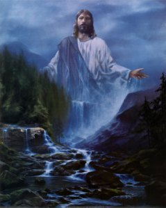 Jesus Living Water