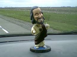 Jesus on Dashboard