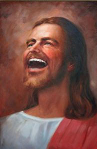 Laughing with Jesus