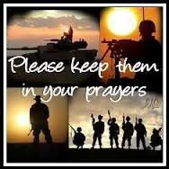 Military in Prayer