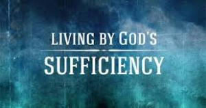 Power of God's Sufficiency
