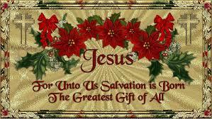 Salvation is Born