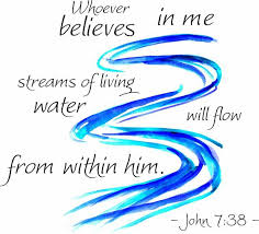 Streams of Living Water in You
