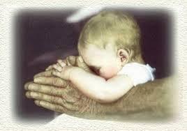 Child Resting In Jesus