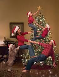 Family Doing Tree