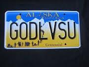 God Loves You License