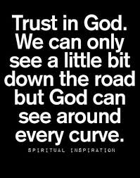 God Sees Around Every Curve