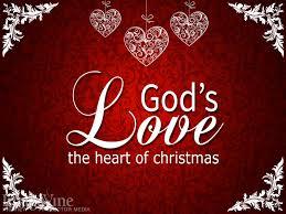 Heart of Christmas God's Love