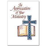 In Appreciation for Ministry
