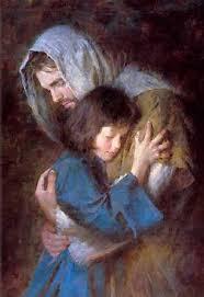 Jesus Hug for Girl
