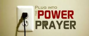 Plug in to Prayer