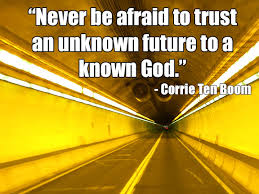 Trust Known God
