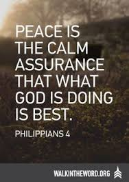 What God is Doing Is Best
