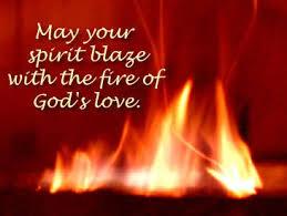 Blaze God's Love