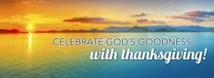 Celebrate God's Goodness