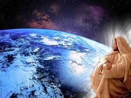 Jesus Sees Earth