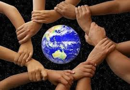 Locked Arms of Unity for the World