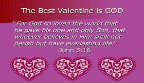 Best Valentine is God