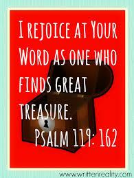 Finding Great Treasure