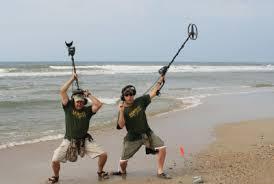 Two Guys Treasure Hunting
