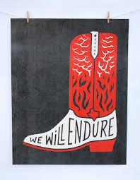 We Will Endure