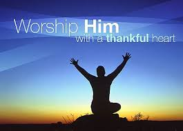 Worship with a Thankful Heart