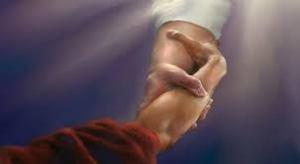 Christ's Arm Has us
