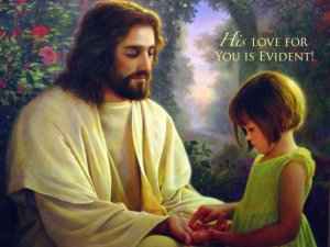 God's Love For You Is Evident