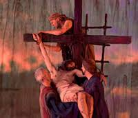 Jesus Down From the Cross
