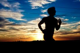 Running at Daybreak