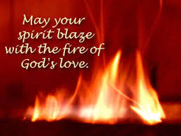 Spirit Blaze With God's Love
