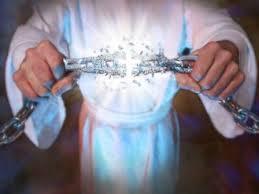 Christ Breaks Chains