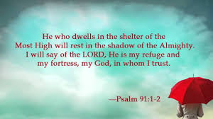 Dwelling in Shelter