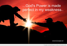 God's Power Makes Perfect