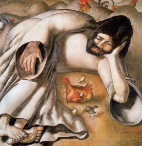 Jesus As Mother Hen