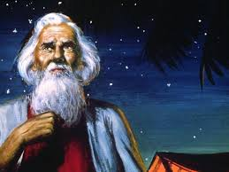 Abraham and Stars