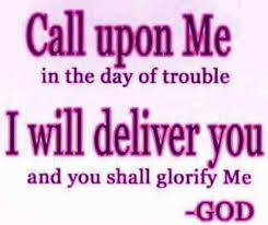 Call Upon Me in the Day of Trouble