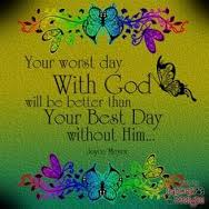 Best Day WIth God