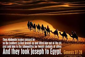 Camels Took Joseph