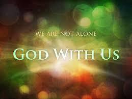 God WIth Us Christmas