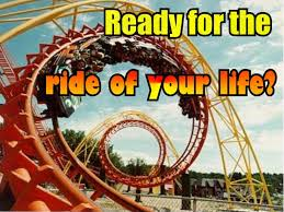 Roller Coaster Ride of Life