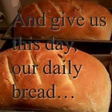 Give Us THis Day Our Bread