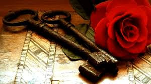 Two Keys and Rose